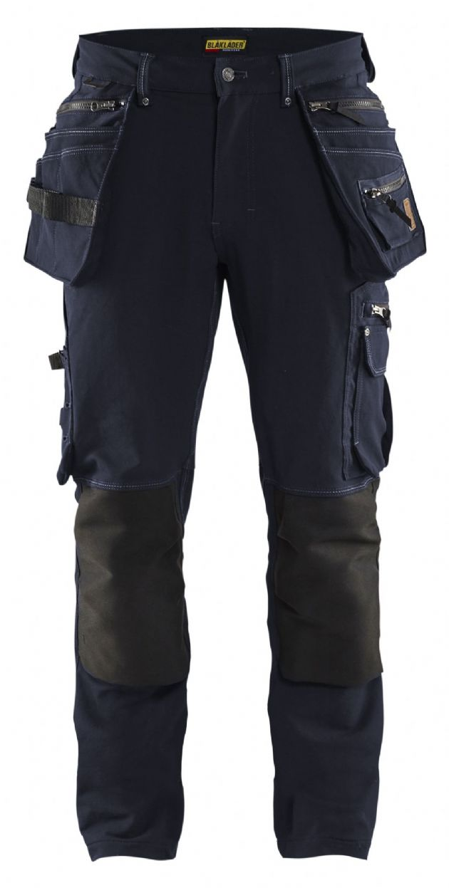 Blaklader Workwear | X1900 Xtreme Trousers Denim/Cordura | 1999 Work Trousers